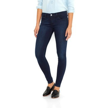 Levi's Women's 535 Super Skinny Jeans Canal Rinse 32