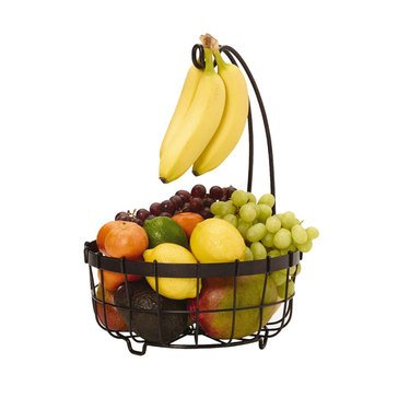 Mikasa General Store Basket with Banana Hook