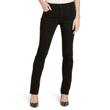 Lauren Ralph Lauren Women's 5 Pocket Black Jeans