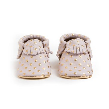 Freshly Picked Moccasins, Heirloom In Blush - Size 2