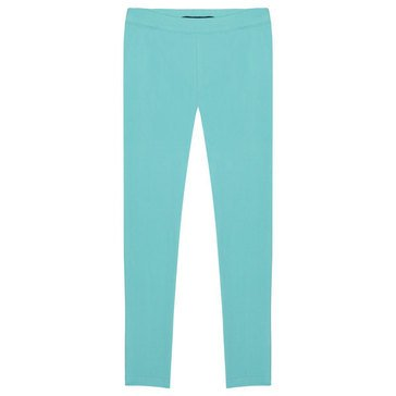 French Toast Toddler Girls' Solid Legging Blue