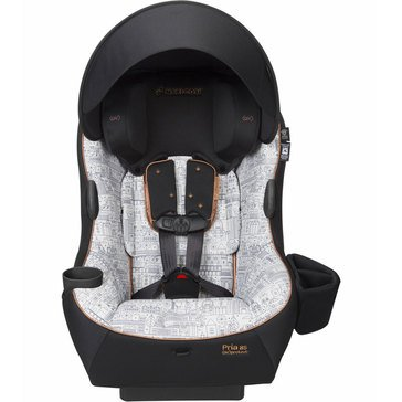 Maxi-Cosi Pria 85 Special Edition Convertible Car Seat & Travel Pack, City Motif