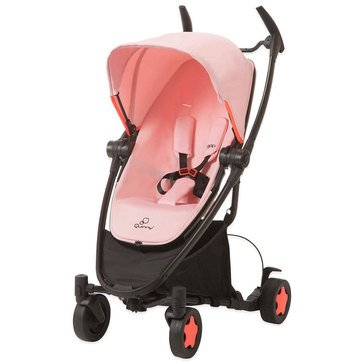 Quinny Zapp Xtra Stroller, South Beach Pink