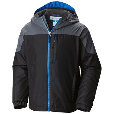 Columbia Little Boys' Ethan Pond Jacket, Black