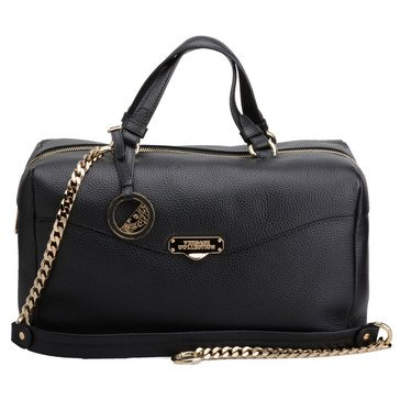 Versace Donna Borsa Crossbody Nero/Black