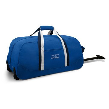 Davidoff Cool Water Rolling Duffle GWP - Free with any $40 Davidoff Fragrance Purchase