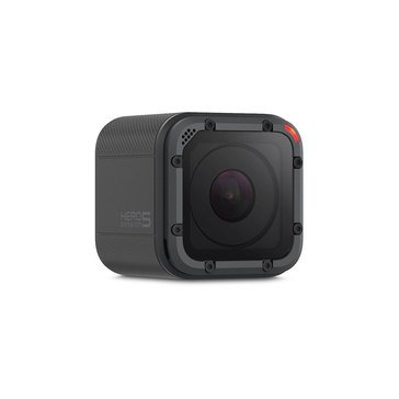 GoPro HERO5 Session Action Camera/Camcorder - 4K - 10MP - Voice Control (CHDHS-501)