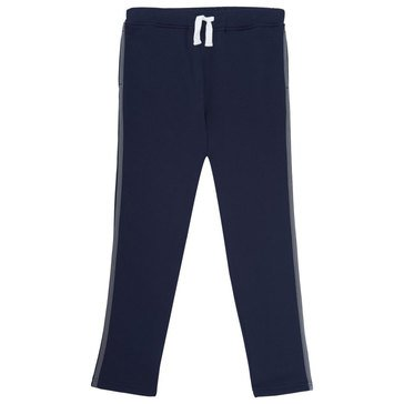 French Toast Toddler Boys' Fleece Pant, Navy