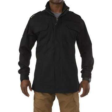 5.11 Tactical Men's Taclite M-65 Jacket in Black