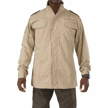 5.11 Tactical Men's Taclite M-65 Jacket in Khaki