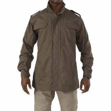 5.11 Tactical Men's Taclite M-65 Jacket in Tundra