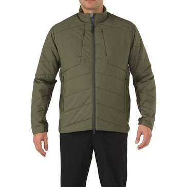 5.11 Tactical Men's Insulator Jacket in Sheriff Green