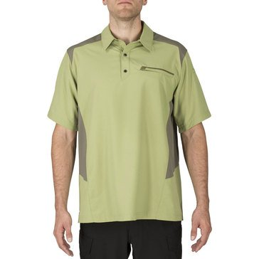 5.11 Tactical Men's Odyssey Freedom Flex Polo