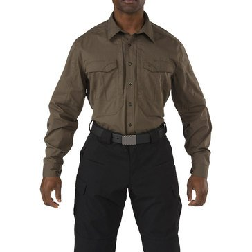 5.11 Stryke Shirt Long Sleeve Brown