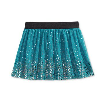 Epic Thread's Girls' Foil Star Tulle Skirt
