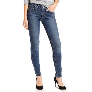 Levi Women's Plus 711 Skinny Ankle 27