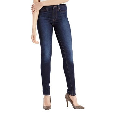 Levi's Women's Slimming Skinny Jeans Underwater Canyon 30