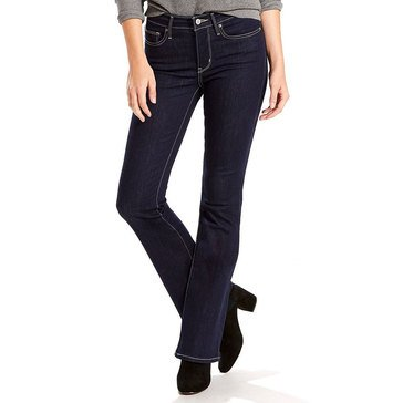 LEVI SLIMMING BOOTCUT JEAN SCENIC DRIVE 32