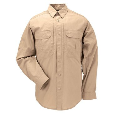 5.11 Men's Taclite Pro Long Sleeve Shirt Hay