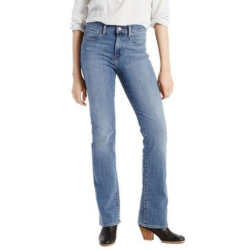 Levi's Women's Slimming Bootcut Jeans Lovers Point 32