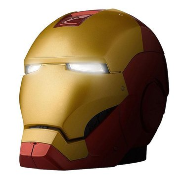 Iron Man Bluetooth Helmet Speaker