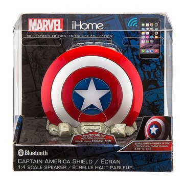 Captain America Bluetooth Shield Speaker