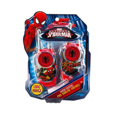 Spider-Man Walkie Talkie