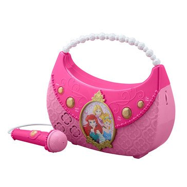 Disney Princess Enchanting Sing Along MP3 Boombox