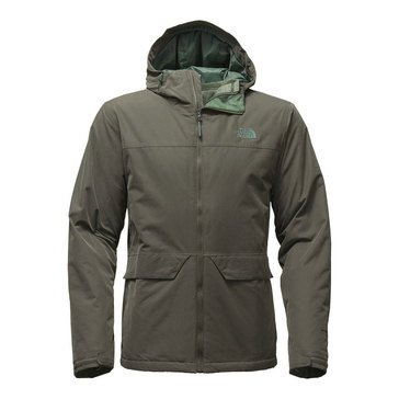 The North Face Men's Canyonlands Triclimate Navy Jacket