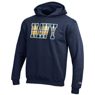 Champion Boys' Youth USN Powerblend Hoodie