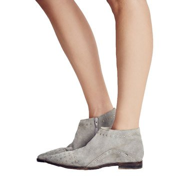 Free People Aquarian Women's Ankle Boot Taupe