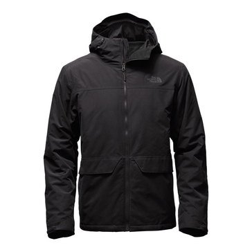 The North Face Men's Canyonlands Triclimate Black Jacket