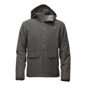 The North Face Men's Canyonlands Triclimate Grey Jacket