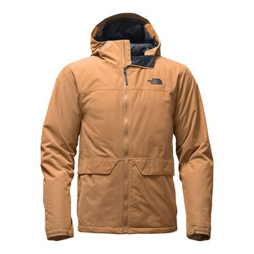 The North Face Men's Canyonlands Triclimate Dijon Jacket