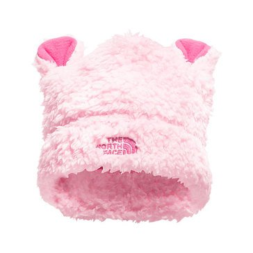 The North Face Baby Girls' Bear Beanie, Coy Pink