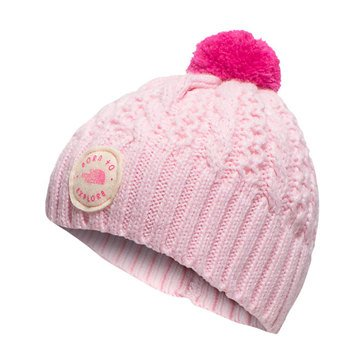 The North Face Baby Girls' Minna Beanie, Coy Pink