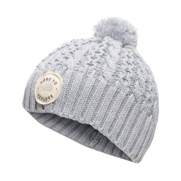 The North Face Baby Boys' Minna Beanie, Light Grey Heather