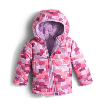 The North Face Baby Girls' Mossbud Swirl Hoodie, Lupine