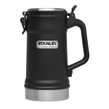 Stanley Classic 24oz Vacuum Insulated Stein, Matte Black