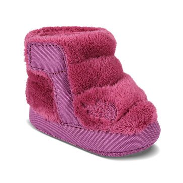 The North Face Baby Girls' Fleece Bootie, Pink