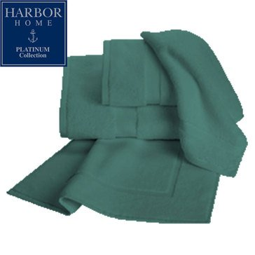 Platinum Collection Wash Cloth, Teal