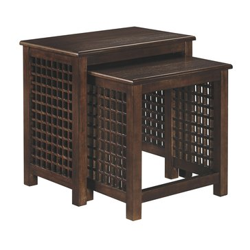 Signature Design by Ashley Roxenton Nesting End Table Set (T885-16)
