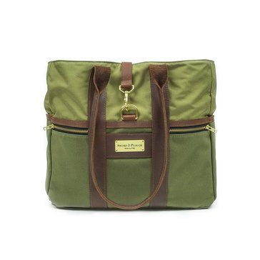Sword and Plough Signature Tote Green