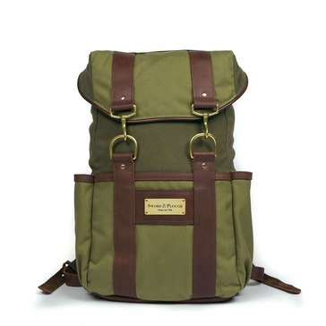 Sword and Plough Signature Ruck Backpack Green