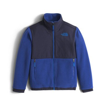 The North Face Big Boys' Denali Jacket, Honor Blue