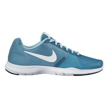 Nike Flex Bijoux Women's Training Shoe Smokey Blue/ White/ Blue/ Black