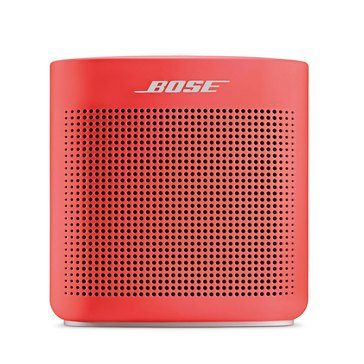 Bose Soundlink Color II Bluetooth Speaker - Red
