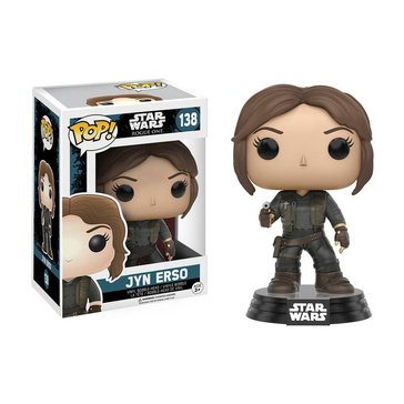 Funko Pop Star Wars Rogue One Jyn Erso