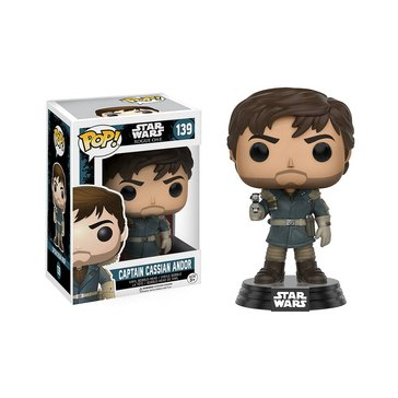 Funko Pop Star Wars Rogue One Captain Cassian Andor