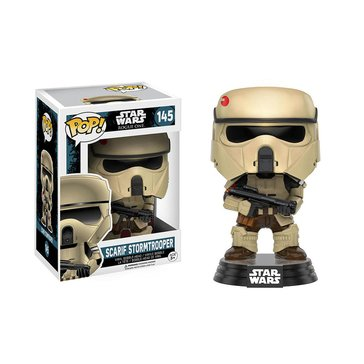 Funko Pop Star Wars Rogue One Scarif Stormtrooper 1